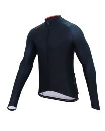 Virtue Silver Long Sleeve Thermal Jersey