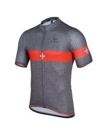 Women's S-Cross Bronze S/Sleeve Jersey (Arm+2cm)