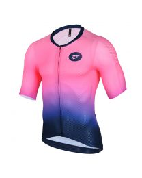Men's 30th Fade Gold S/Sleeve Comp Jersey (Arm+4cm)