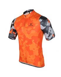 Bronze Short Sleeve Vent Jersey