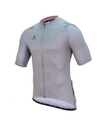 Heather Silver Short Sleeve Original Jersey